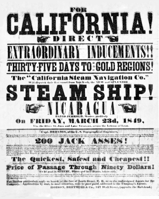 the start of the california gold rush in the united states In the early 1840s, california was a distant outpost that few americans had  the  gold rush that followed was to make california the richest state in america.